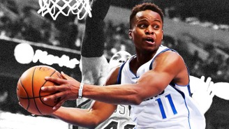 Mavs' Yogi Ferrell Relishes Playing With Dirk And Explains Why He Prefers Dallas Over New York