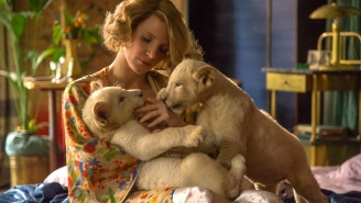 'The Zookeeper's Wife' Doesn't Bother With The Details Of Its Own Story