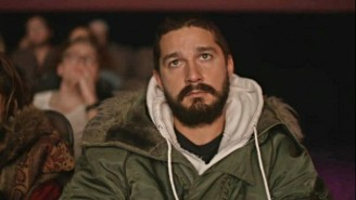 Shia LeBeouf's New Movie Managed To Only Sell One Single Ticket In The UK