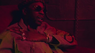 2 Chainz Pulled Together Ty Dolla $ign, Trey Songz And Jhene Aiko For His New 'It's A Vibe' Video