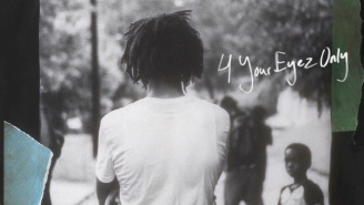 J. Cole's Latest Album '4 Your Eyez Only' Went Platinum No Features Because Some Memes Live Forever