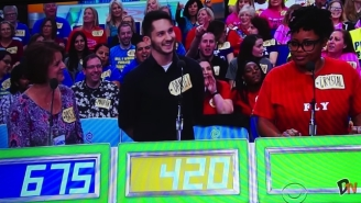 An Indie Wrestler Made It Onto 'The Price Is Right' With A Bid Of $420