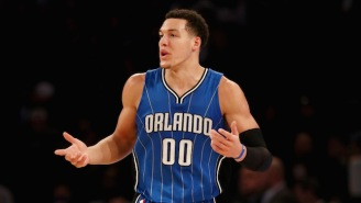The Lakers Apparently Have Interest In Restricted Free Agent Aaron Gordon