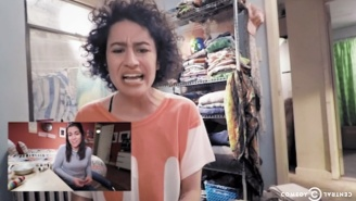 An April Fool's Joke Backfires On Ilana In This 'Broad City' Web Exclusive