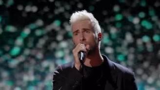Adam Levine And 'The Voice' Contestants Remember Christina Grimmie With A Stirring 'Hey Jude' Cover