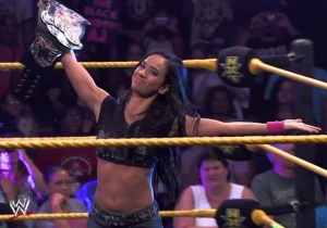 AJ Lee Isn't Entirely Ruling Out A Return To WWE Someday