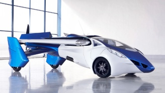 You Could Be Piloting A Flying Car This Year