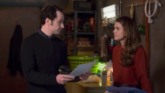 'The Americans' Anxiety Report: Ben, You Two-Timing Scuzz