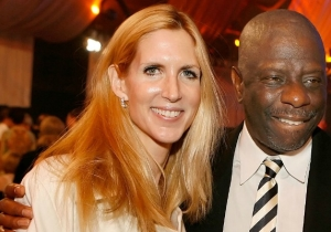 Ann Coulter Dating Jimmie 'JJ' Walker Of 'Good Times' Might Be The Oddest Celeb Coupling In World History