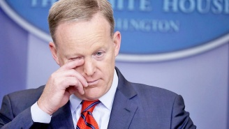 The Anne Frank Center Calls For Sean Spicer's Firing Over His 'Evil' Remarks About Hitler And Chemical Weapons