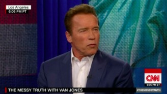 Arnold Schwarzenegger Rips Donald Trump For 'Robbing' Children By Cutting Funding For After-School Programs