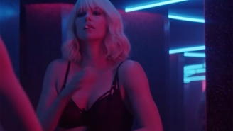 Charlize Theron Beats A Man To Death With Her Stiletto In New 'Atomic Blonde' Trailer