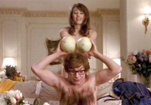 The First 'Austin Powers' Was Nearly Rated R, And Not Because Of All The Nudity Blocking
