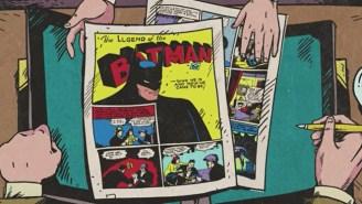 The 'Batman & Bill' Trailer Unveils The Forgotten Co-Creator Of The Batman Universe
