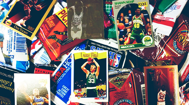 1990s Basketball Card Packs How Many Michael Jordans Can You Get