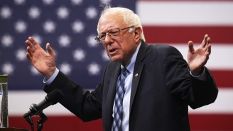 Bernie Sanders: Ann Coulter Has The Right To Speak At Berkeley 'Without Fear Of Violence And Intimidation'