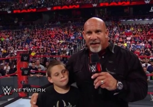 Bill Goldberg May Have Just Retired From WWE After Raw