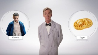 The Many Worlds Of Netflix Collide As Bill Nye Tries To Explain 'Stranger Things'
