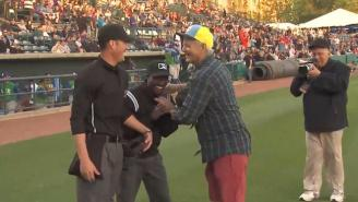 Bill Murray Tried To Use His Rascally Bill Murray Charm To Bribe Minor League Umpires