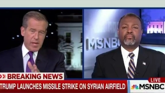 Brian Williams Quotes Leonard Cohen And Confuses Everybody With His 'Beautiful' Critique Of The U.S. Strike On Syria