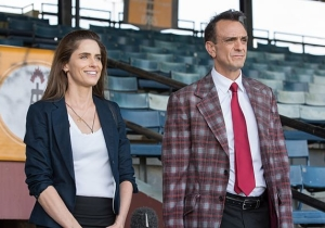 'Brockmire' Hits A Grand Slam In A Series-Opening Double-Header