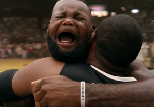 LeBron's Delightful New Intel Ad Pokes Fun At Everyone Who Calls Him A Crybaby