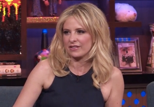 Sarah Michelle Gellar Plays 'F*ck, Marry, Kill' With Her 'Buffy' Leading Men