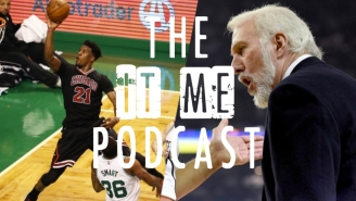 The 'It Me' Podcast: ESPN's Cassidy Hubbarth On The NBA Playoffs, Bulls, Talking To Pop, And More