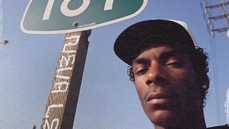 Snoop Dogg Is Out To Prove He 'Neva Left' On His New Album