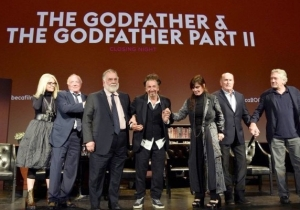 The Godfather Cast Reunited At The Tribeca Film Festival To Talk About Making The Movie