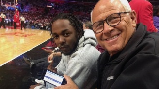 Kendrick Lamar Is Apparently Buddies With The Commissioner Of The LAPD