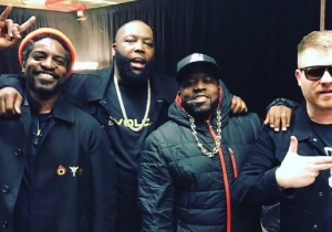 Run The Jewels Kicked It With Outkast And The Internet Demanded A Collaboration