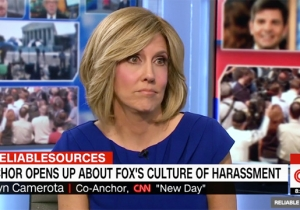Former Fox News Anchor Alisyn Camerota: 'Roger Ailes Did Sexually Harass Me'