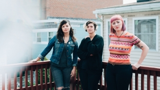 Philly Punks Cayetana Open Up On The Discordant 'Bus Ticket'