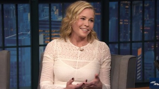 Chelsea Handler Says She Thinks Sean Spicer Has Diarrhea 'Every Day' Before His White House Briefings