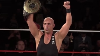 Christopher Daniels Has A Very Simple Explanation For Why WWE Will Never Sign Him