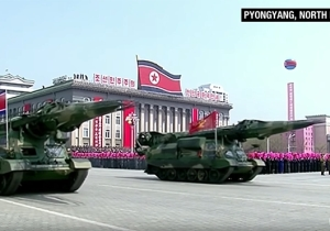 North Korea Displays Their Alleged Missile Arsenal As Tensions With The U.S. Continue To Fester