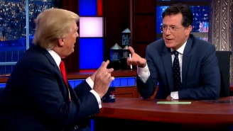 Stephen Colbert On Trump Jokes: 'There Is Nothing About Him That's Off-Limits'