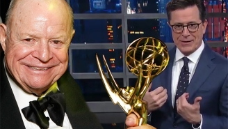 Stephen Colbert Shares How He Felt Like A 'Made Man' After Meeting Don Rickles At The Emmys