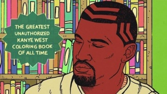 Want To Win A Copy Of The Greatest Unauthorized Kanye West Coloring Book of All Time?