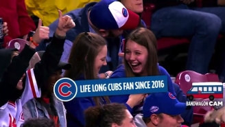 The Reds Trolled Cubs Fans In Cincinnati With 'Bandwagon Cam'