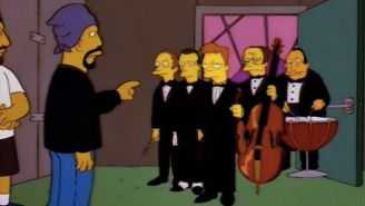 Cypress Hill And The London Symphony Orchestra Want To Turn A 'Simpsons' Joke Into Reality