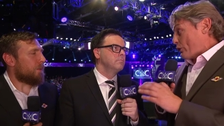 Mauro Ranallo Announced He Isn't Leaving WWE After All