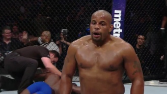 Daniel Cormier Retires Anthony Johnson And Retains His Title At UFC 210