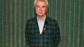 David Byrne Praises 'His Friend' Jonathan Demme's Vision For 'Stop Making Sense'