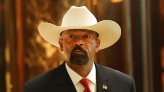 Controversial Sheriff David Clarke May Have A Job In The Department Of Homeland Security