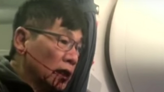 Officers Who Ejected A United Passenger Claimed He Violently Swung His Fists (Despite Video Evidence To The Contrary)