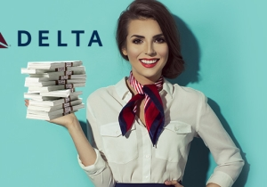 Delta Is Giving Its Agents The Right To Offer $10K To Bump People, So Let's All Overbook