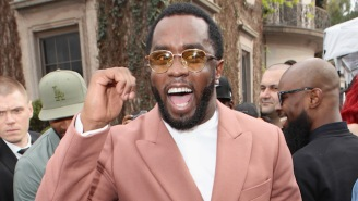 P. Diddy Says He Was 'Only Joking' About His Name Change To 'Love'