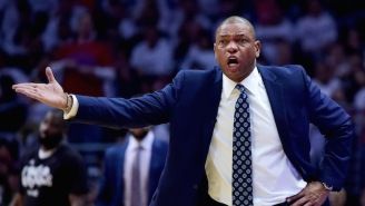 Doc Rivers And Jim Boylen Got Ejected At The Same Time On Friday Night